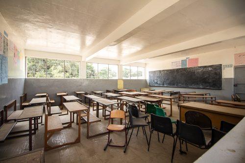 Klassenraum SUBS