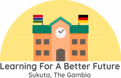 Logo des Gambia Projektes: Learning for a better Future
