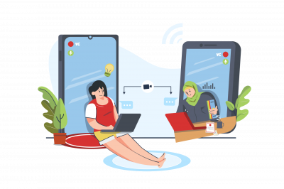 Work From Home Video Call